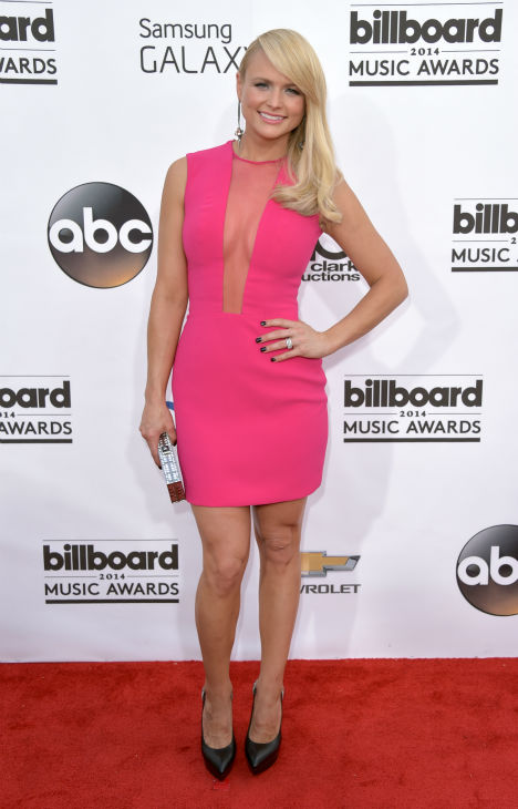 Miranda Lambert arrives at the Billboard Music Awards at the MGM Grand Garden Arena on Sunday, May 18, 2014, in Las Vegas. <span class=meta>(John Shearer &#47; Invision &#47; AP)</span>