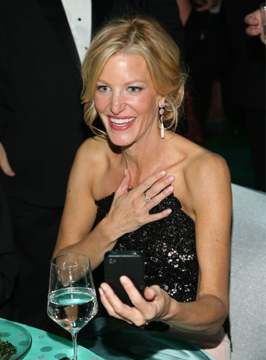 Emmy winner and &#39;Breaking Bad&#39; star Anna Gunn attends the Emmy Awards 2013 Governors Ball after the 65th Primetime Emmy Awards in Los Angeles on Sept. 22, 2013. <span class=meta>(Brian Dowling &#47; Invision for Academy of Television Arts and Sciences &#47; AP Images)</span>