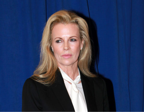 Kim Basinger attends the premiere of the film, &#39;Black November&#39; at the United Nations Headquarters on Sept. 26, 2012. The film stars Basinger, Mickey Rourke, Anne Heche, Wyclef Jean and Akon and chronicles the turmoil of an unending oil spill in the Niger Delta. <span class=meta>(AP Photo &#47; David Karp)</span>