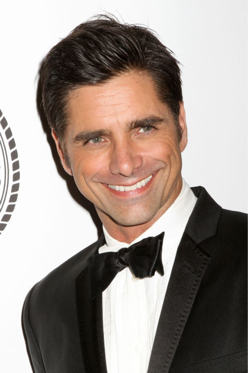 "<div class=""meta ""><span class=""caption-text "">Actor John Stamos poses for photos at the Friars Club event honoring legendary insult comic Don Rickles, 87, at the Waldorf Astoria in New York on Monday, June 24, 2013. (Greg Allen / Invision / AP)</span></div>"