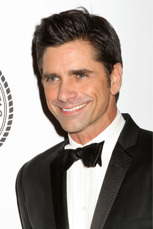 "<div class=""meta image-caption""><div class=""origin-logo origin-image ""><span></span></div><span class=""caption-text"">Actor John Stamos poses for photos at the Friars Club event honoring legendary insult comic Don Rickles, 87, at the Waldorf Astoria in New York on Monday, June 24, 2013. (Greg Allen / Invision / AP)</span></div>"