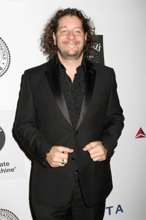 "<div class=""meta ""><span class=""caption-text "">Comedian Jeff Ross, friend of John Mayer, poses for photos at the Friars Club event honoring legendary insult comic Dick Rickles at the Waldorf Astoria in New York on Monday, June 24, 2013. (Greg Allen / Invision / AP)</span></div>"