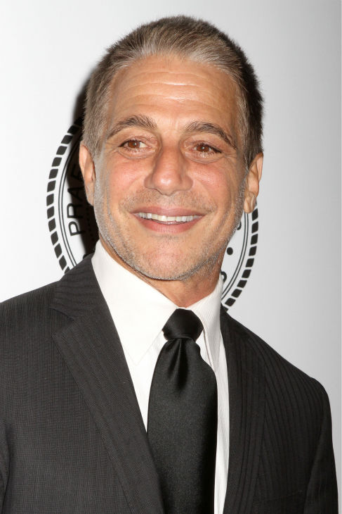 Actor Tony Danza poses for photos at the Friars Club event honoring legendary insult comic Don Rickles, 87, at the Waldorf Astoria in New York on Monday, June 24, 2013. <span class=meta>(Greg Allen &#47; Invision &#47; AP)</span>