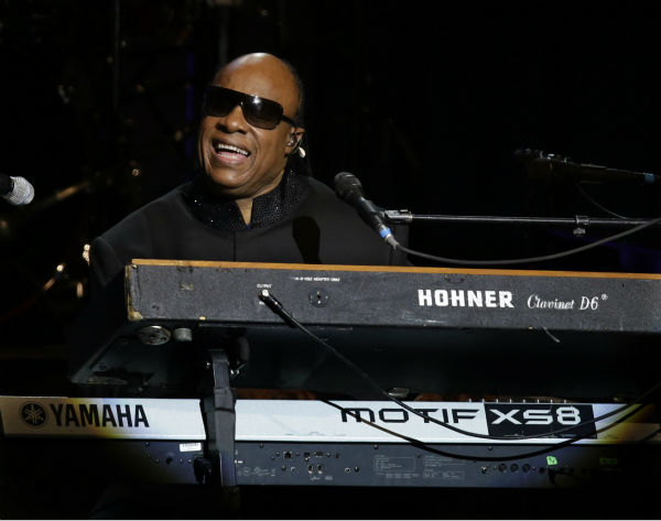 "<div class=""meta ""><span class=""caption-text "">Stevie Wonder performs during the Inaugural Ball at the 57th Presidential Inauguration in Washington on Jan. 21, 2013. (AP Photo / Paul Sancya)</span></div>"