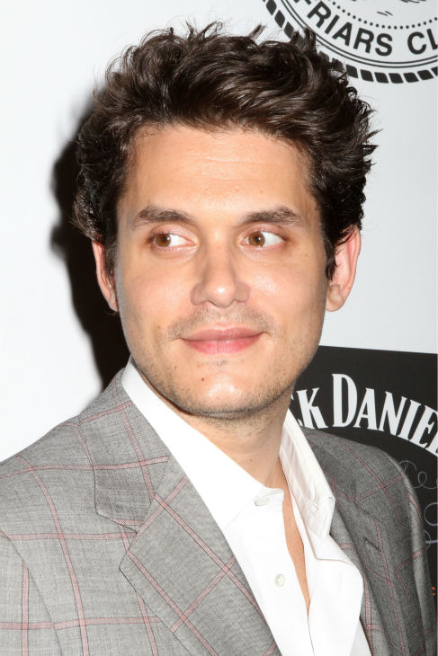 "<div class=""meta ""><span class=""caption-text "">Musician John Mayer, friend of comedian and fellow celebrity attendee Jeff Ross, poses for photos at the Friars Club event honoring legendary insult comic Don Rickles, 87, at the Waldorf Astoria in New York on Monday, June 24, 2013. (Greg Allen / Invision / AP)</span></div>"