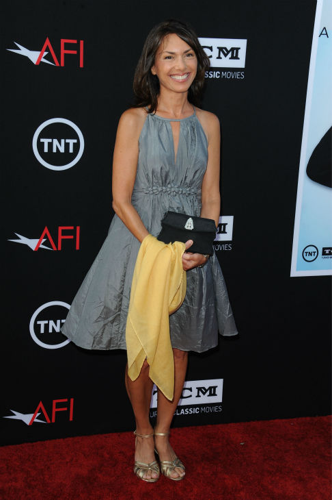 "<div class=""meta ""><span class=""caption-text "">Susanna Hoffs of The Bangles arrives at the American Film Institute's 41st Lifetime Achievement Gala, honoring Mel Brooks, at the Dolby Theatre in Los Angeles on Thursday, June 6, 2013. (Katy Winn / Invision / AP)</span></div>"