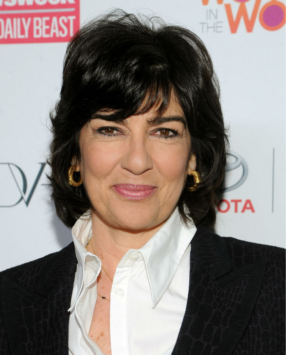 Christiane Amanpour attends the 4th annual Women in the World Summit at the David H. Koch Theater on April 4, 2013 in New York. <span class=meta>(Evan Agostini &#47; Invision &#47; AP)</span>