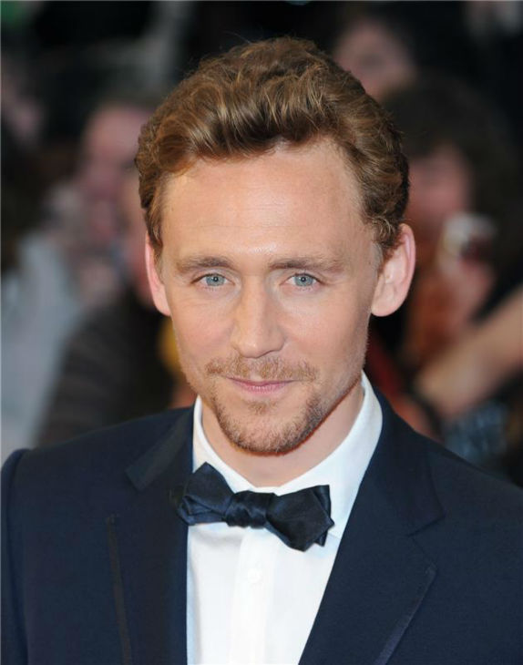 Tom Hiddleston attends the premiere of Marvel&#39;s &#39;The Avengers&#39; in London on April 19, 2012. <span class=meta>(Paul Treadway &#47; Startraksphoto.com)</span>