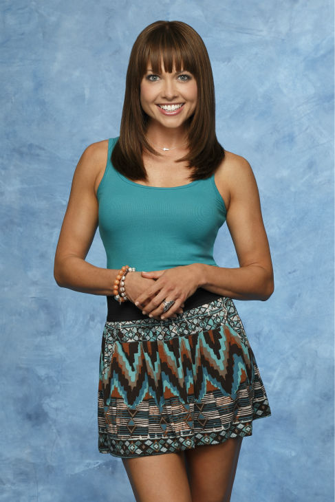 &#39;Bachelor&#39; season 18 contestant Amy J., 31, is a massage therapist from Los Angeles, CA. The ABC show returns on Jan. 6 at 8 p.m. ET. <span class=meta>(ABC Photo &#47; Craig Sjodin)</span>