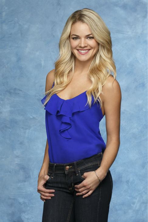 &#39;Bachelor&#39; season 18 contestant Nikki, 26, is a pediatric nurse from Kansas City, MO. The ABC show returns on Jan. 6 at 8 p.m. ET. <span class=meta>(ABC Photo &#47; Craig Sjodin)</span>