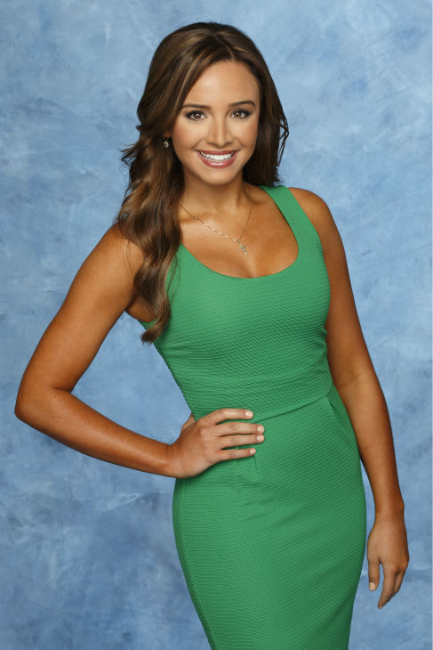 &#39;Bachelor&#39; season 18 contestant Alexis, 24, is a communications director from Tampa, FL. The ABC show returns on Jan. 6 at 8 p.m. ET. <span class=meta>(ABC Photo &#47; Craig Sjodin)</span>