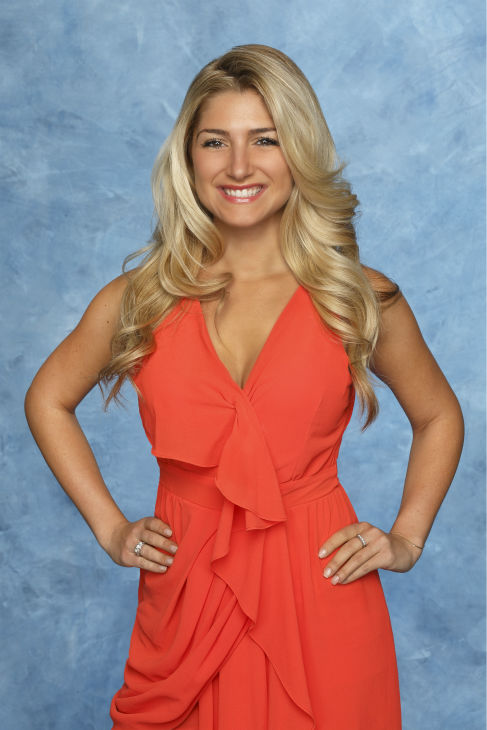 &#39;Bachelor&#39; season 18 contestant Elise, 27, is a first grade teacher from Forty Fort, PA. The ABC show returns on Jan. 6 at 8 p.m. ET. <span class=meta>(ABC Photo &#47; Craig Sjodin)</span>