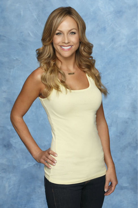 &#39;Bachelor&#39; season 18 contestant Clare, 32, is a hairstylist from Sacramento, CA. The ABC show returns on Jan. 6 at 8 p.m. ET. <span class=meta>(ABC Photo &#47; Craig Sjodin)</span>