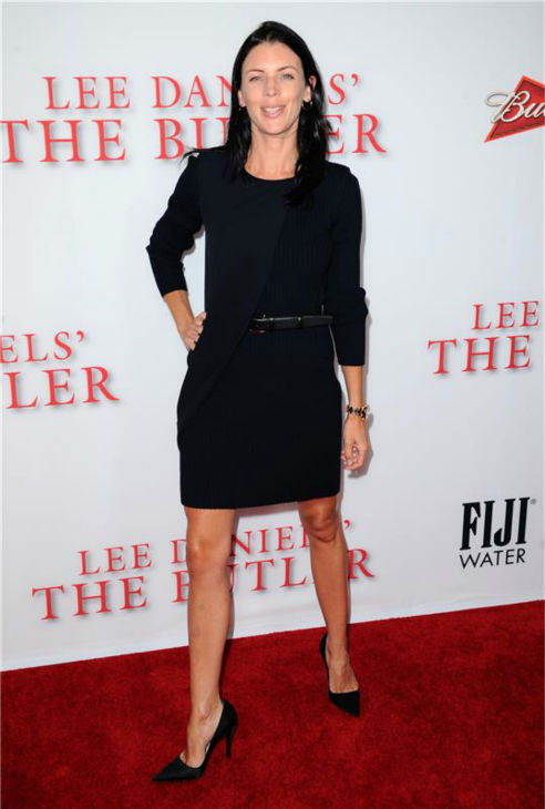 Model Liberty Ross attends the premiere of 'The Butler' in Los Angeles on Aug. 12, 2013. She does not appear in the film.