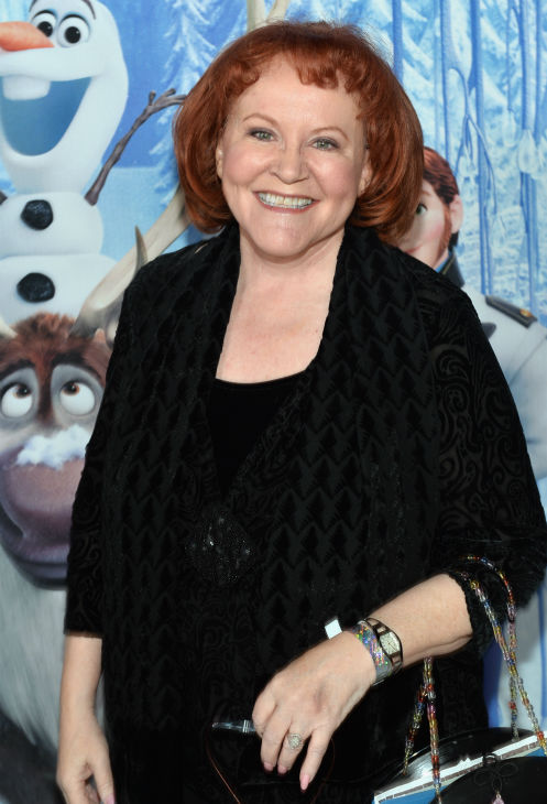 Edie McClurg of &#39;Ferris Bueller&#39;s Day Off&#39; fame attends the premiere of Disney&#39;s &#39;Frozen&#39; at the El Capitan Theatre in Los Angeles on Nov. 19, 2013. She provides the voice of a character in the animated film. <span class=meta>(Alberto E. Rodriguez &#47; WireImage for Walt Disney Studios)</span>