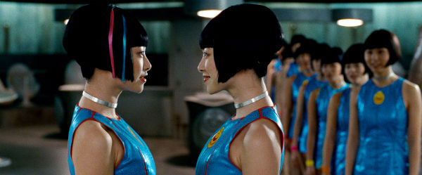 Zhu Zhu appears as 12th Star Clones in a scene from the 2012 movie &#39;Cloud Atlas.&#39; <span class=meta>(Reiner Bajo &#47; Warner Bros. Pictures)</span>