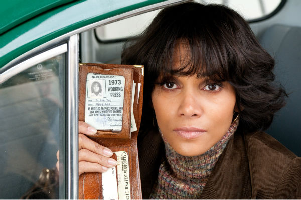 Halle Berry appears as Luisa Rey in a scene from the 2012 movie 'Cloud Atlas.'