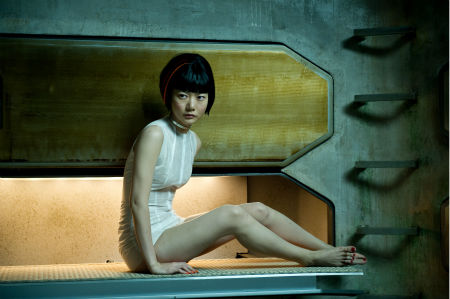 "<div class=""meta ""><span class=""caption-text "">Doona Bae appears as Sonmi-451 in a scene from the 2012 movie 'Cloud Atlas.' (Jay Maidment / Warner Bros. Pictures)</span></div>"