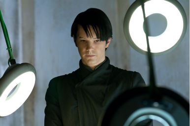 Jim Sturgess appears as Hae-Joo Chang in a scene from the 2012 movie 'Cloud Atlas.'