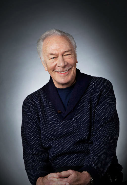 Christopher Plummer, who is an Academy Award Nominee for 'Actor in a Supporting Role' for his work in 'The Beginners,' appears in a portrait taken by Douglas Kirkland on February 6, 2012.