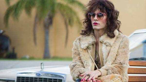 Jared Leto stars as AIDS patient and transsexual woman Rayon in Jean-Marc Vallee's 2013 fact-based drama film, 'Dallas Buyers Club,' a Focus Features release.