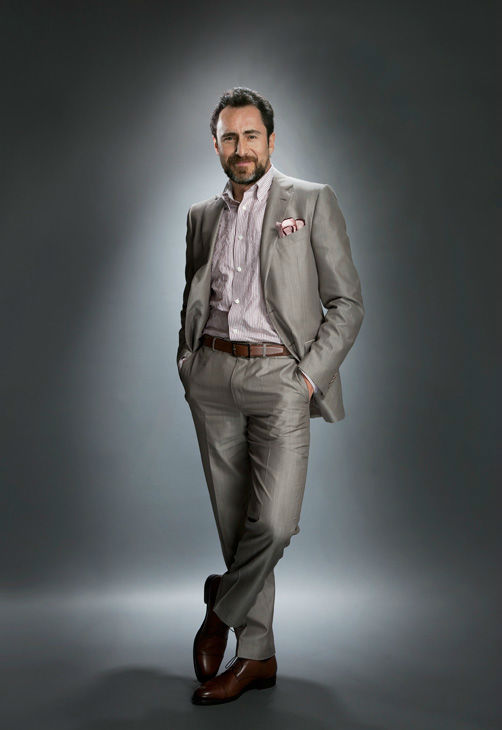 Demi&#225;n Bichir, who is an Academy Award Nominee for &#39;Actor in a Leading Role&#39; for his work in &#39;A Better Life,&#39; appears in a portrait taken by Douglas Kirkland on February 6, 2012.  2011 Academy Award Nominee Actor in a Leading Role: A BETTER LIFE Photographed by Douglas Kirkland on February 6, 2012 <span class=meta>(A.M.P.A.S. &#47; Douglas Kirkland)</span>