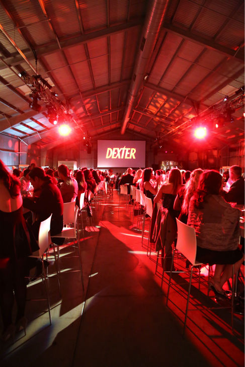 An inside look at Showtime&#39;s premiere of &#39;Dexter&#39; season 8 in Los Angeles on June, 15, 2013. <span class=meta>(Eric Charbonneau &#47; Invision for Showtime)</span>