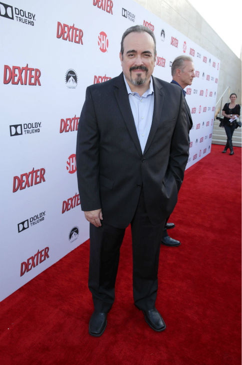 David Zayas &#40;Sgt. Batista, seasons 1-8&#41; appears at Showtime&#39;s premiere of &#39;Dexter&#39; season 8 in Los Angeles on June, 15, 2013. <span class=meta>(Eric Charbonneau &#47; Invision for Showtime)</span>