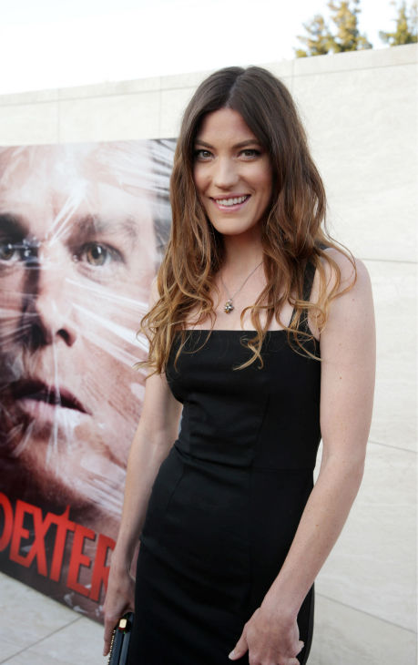 Jennifer Carpenter &#40;Debra, seasons 1-8&#41; appears at Showtime&#39;s premiere of &#39;Dexter&#39; season 8 in Los Angeles on June, 15, 2013. <span class=meta>(Eric Charbonneau &#47; Invision for Showtime)</span>