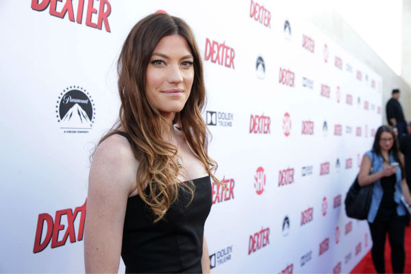 "<div class=""meta ""><span class=""caption-text "">Jennifer Carpenter (Debra, seasons 1-8) appears at Showtime's premiere of 'Dexter' season 8 in Los Angeles on June, 15, 2013. (Eric Charbonneau / Invision for Showtime)</span></div>"