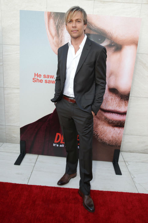 "<div class=""meta image-caption""><div class=""origin-logo origin-image ""><span></span></div><span class=""caption-text"">Sean Patrick Flanery (Jacob, season 8) appears at Showtime's premiere of 'Dexter' season 8 in Los Angeles on June, 15, 2013. (Eric Charbonneau / Invision for Showtime)</span></div>"