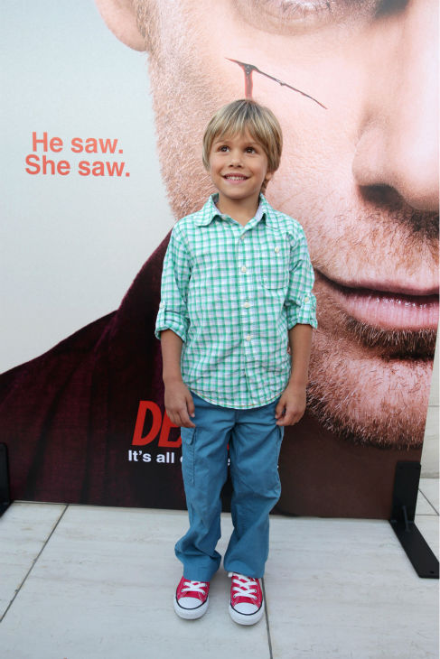 "<div class=""meta image-caption""><div class=""origin-logo origin-image ""><span></span></div><span class=""caption-text"">Jadon Wells (Harrison, season 8) appears at Showtime's premiere of 'Dexter' season 8 in Los Angeles on June, 15, 2013. (Eric Charbonneau / Invision for Showtime)</span></div>"