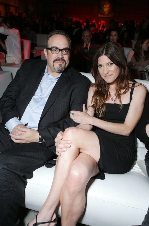 "<div class=""meta ""><span class=""caption-text "">David Zayas (Sgt. Batista, seaons 1-8) and Jennifer Carpenter (Debra, seasons 1-8) attend Showtime's premiere of 'Dexter' season 8 in Los Angeles on June, 15, 2013. (Eric Charbonneau / Invision for Showtime)</span></div>"
