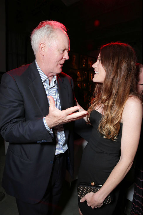 John Lithgow &#40;Trinity Killer, season 4&#41; and Jennifer Carpenter &#40;Debra, seasons 1-8&#41; appear at Showtime&#39;s premiere of &#39;Dexter&#39; season 8 in Los Angeles on June, 15, 2013. <span class=meta>(Eric Charbonneau &#47; Invision for Showtime)</span>