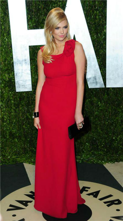 Kate Upton attends the Vanity Fair Oscars 2012 after party in Los Angeles on Feb. 26, 2012. <span class=meta>(Kyle Rover &#47; Startraksphoto.com)</span>