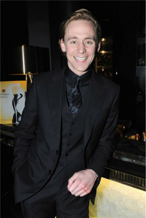 Tom Hiddleston appears at Esquire and Orange BAFTA&#39;s Party in London on Feb. 7, 2012. <span class=meta>(Richard Young &#47; Startraksphoto.com)</span>