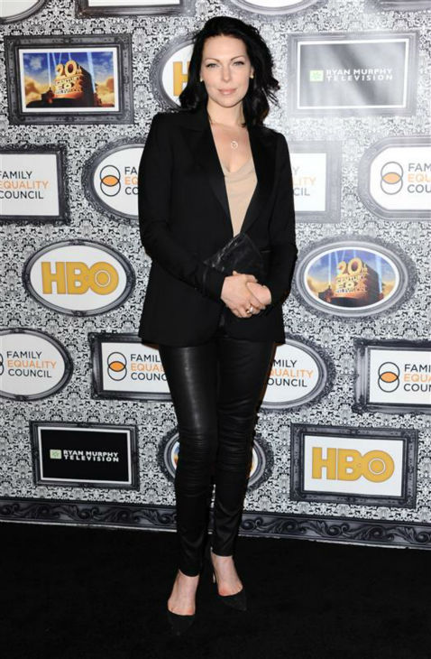Laura Prepon &#40;Alex on Netflix&#39;s &#39;Orange Is The New Black,&#39; Donna on &#39;That &#39;70s Show&#39;&#41; appears at the Family Equality Council&#39;s Los Angeles Awards Dinner on Feb. 8, 2014. <span class=meta>(Sara De Boer &#47; Startraksphoto.com)</span>