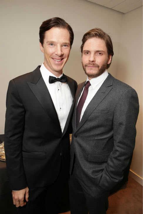 "<div class=""meta image-caption""><div class=""origin-logo origin-image ""><span></span></div><span class=""caption-text"">Cast members Benedict Cumberbatch and Daniel Bruhl appear at the premiere of 'The Fifth Estate' at the 2013 Toronto International Film Festival in Toronto on Sept. 5, 2013. (Eric Charbonneau / Invision for DreamWorks Pictures / AP Images)</span></div>"