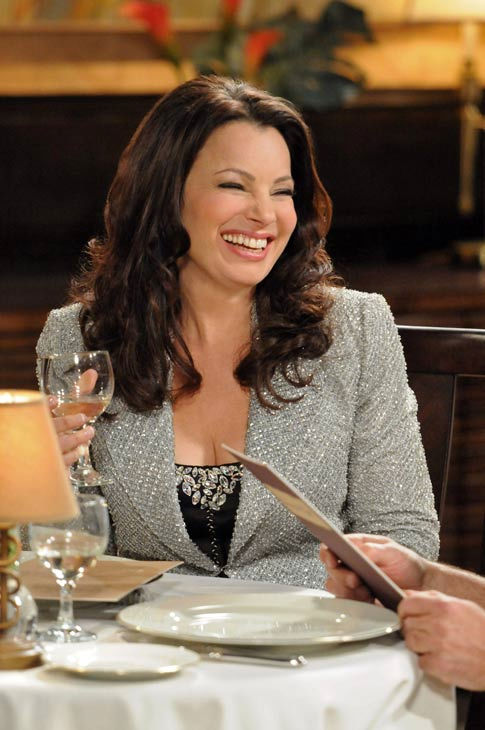 (Pictured: Fran Drescher appears in a still from 'Happily Divorced.')