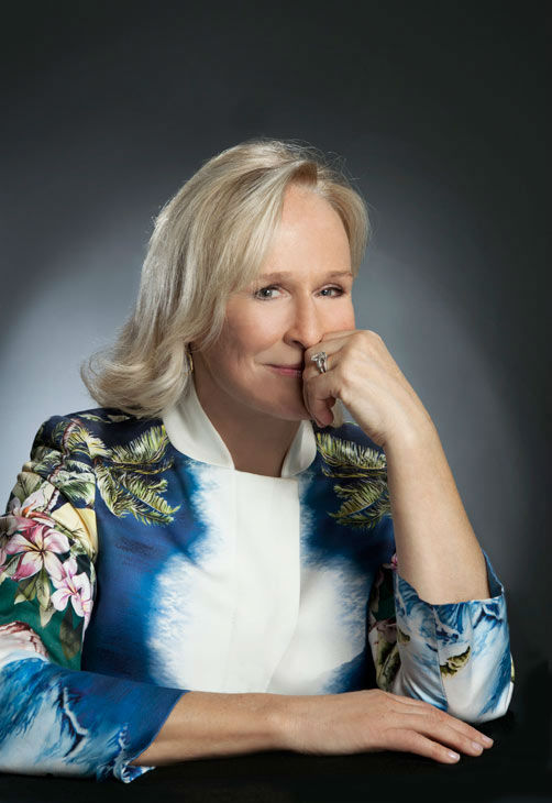 Glenn Close, who is an Academy Award Nominee for...