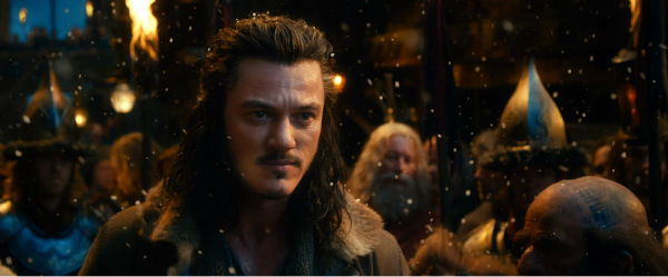 Kuke Evans appears as Bard in New Line Cinema&#39;s and Metro-Goldwyn-Mayer&#39;s fantasy adventure &#39;The Hobbit: The Desolation of Smaug,&#39; a Warner Bros. Pictures release. <span class=meta>(Mark Pokorny &#47; Warner Bros. Pictures)</span>
