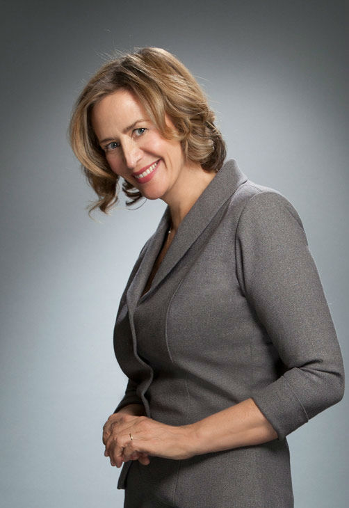 Janet McTeer, who is an Academy Award Nominee for 'Actress in a Supporting Role' for her work in 'Albert Nobbs,' appears in a portrait taken by Douglas Kirkland on February 6, 2012.
