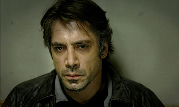 Javier Bardem is pictured in a scene from 'Biutiful.'