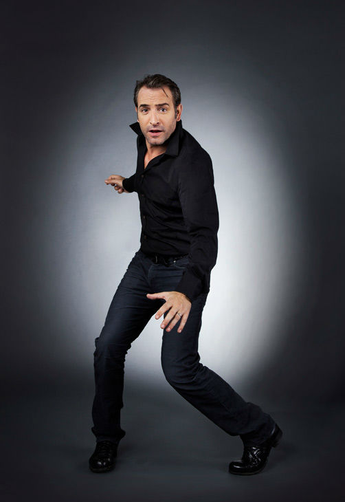 Jean Dujardin, who is an Academy Award Nominee for &#39;Actor in a Leading Role&#39; for his work in &#39;The Artist,&#39; appears in a portrait taken by Douglas Kirkland on February 6, 2012.  2011 Academy Award Nominee Actor in a Leading Role: THE ARTIST Photographed by Douglas Kirkland on January 31, 2012 <span class=meta>(A.M.P.A.S. &#47; Douglas Kirkland)</span>