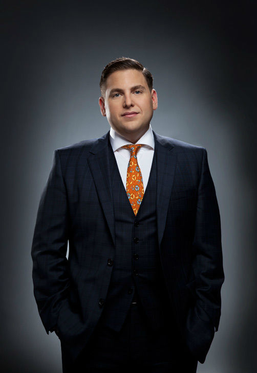 Jonah Hill, who is an Academy Award Nominee for &#39;Actor in a Supporting Role&#39; for his work in &#39;Moneyball,&#39; appears in a portrait taken by Douglas Kirkland on February 6, 2012.  2011 Academy Award Nominee Actor in a Supporting Role: MONEYBALL Photographed by Douglas Kirkland on February 6, 2012 <span class=meta>(A.M.P.A.S. &#47; Douglas Kirkland)</span>