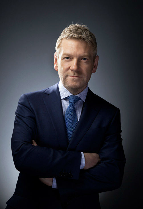 Kenneth Branagh, who is an Academy Award Nominee for &#39;Actor in a Supporting Role&#39; for his work in &#39;My Week with Marilyn,&#39; appears in a portrait taken by Douglas Kirkland on February 6, 2012.  2011 Academy Award Nominee Actor in a Supporting Role: MY WEEK WITH MARILYN Photographed by Douglas Kirkland on February 6, 2012 <span class=meta>(A.M.P.A.S. &#47; Douglas Kirkland)</span>