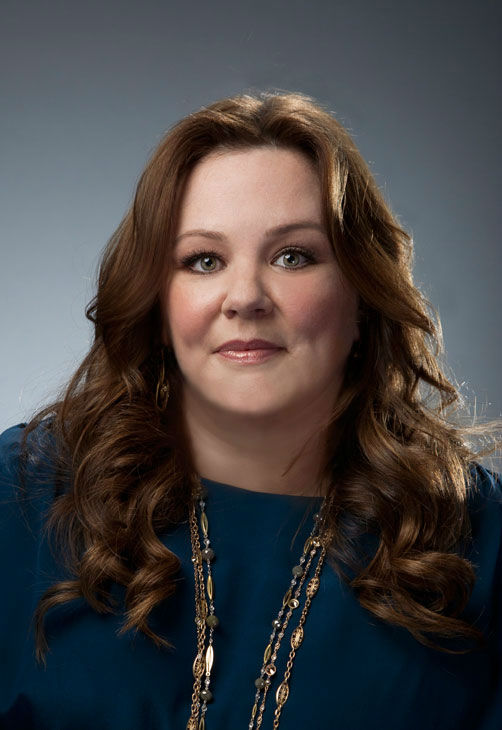 Melissa McCarthy, who is an Academy Award Nominee for 'Actress in a Supporting Role' for her work in 'Bridesmaids,' appears in a portrait taken by Douglas Kirkland on February 6, 2012.
