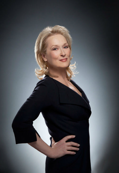 Meryl Streep, who is an Academy Award Nominee for 'Actress in a Leading Role' for her work in 'The Iron Lady,' appears in a portrait taken by Douglas Kirkland on February 6, 2012.