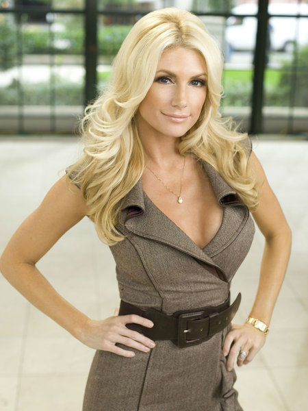 Brande Roderick appears in an official publicity photo for &#39;All-Stars Celebrity Apprentice,&#39; which premieres on NBC in 2013.  The Playboy Playmate came in 4th place in season 8 in 2009. <span class=meta>(NBC Photo &#47; Mitchell Haaseth)</span>