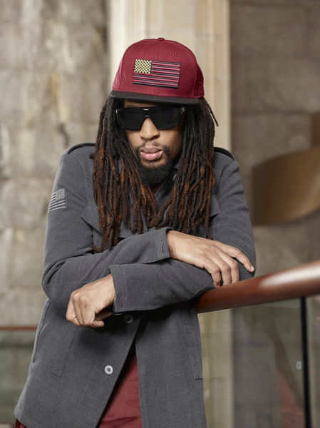 "<div class=""meta ""><span class=""caption-text "">Lil Jon appears in an official publicity photo for 'All-Stars Celebrity Apprentice,' which premieres on NBC in 2013.  The rapper came in 4th place in season 11 in 2011. (NBC Photo / Virginia Sherwood)</span></div>"